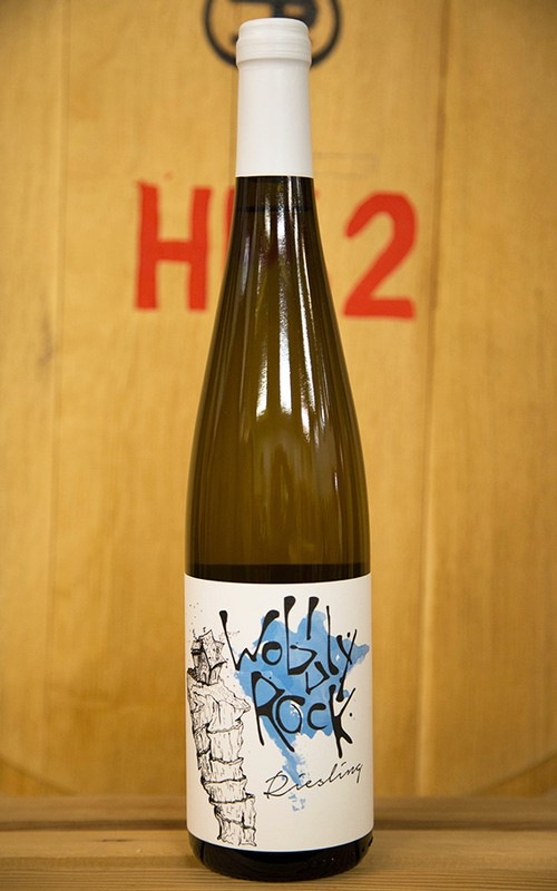 2016 Wobbly Rock Riesling