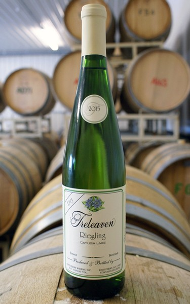Dry Riesling 2015