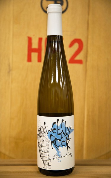 2016 Wobbly Rock Riesling Image