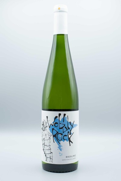 2019 Wobbly Rock Riesling