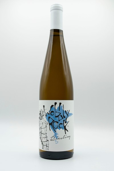 2018 Wobbly Rock Riesling